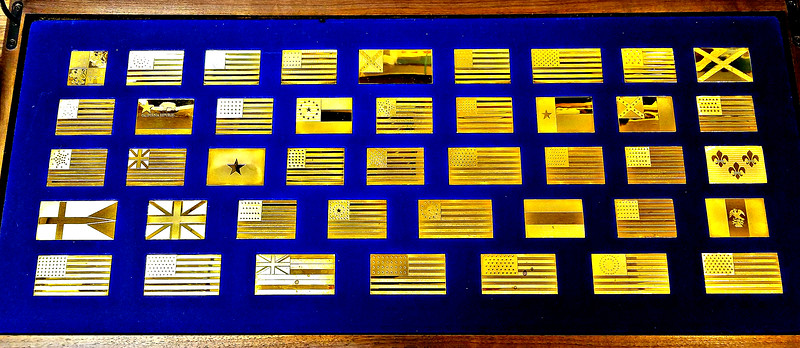 Franklin Mint Great Flags of America