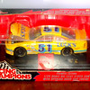 NASCAR Racing Champions 1/24 Scale Oil Cast Stock Car. Lucks # 51 1996.