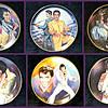 Elvis Presley Collector Plates