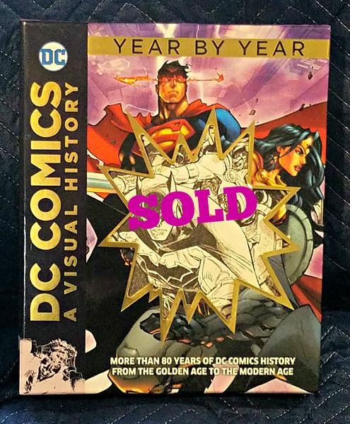 DC Comics - A Visual History.