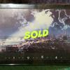 Detroit Skyline Framed Poster Art