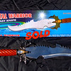 Frost Cutlery <i>Immortal Warrior</i> Fantasy Knife.  24 x 5. <b>$75</b>
