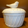 Horchow White Porcelain Jewelry or Candy Dish.  6 x 5.  Made in Italy.  <b>$10</b>