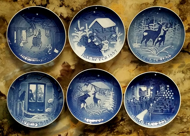 Bing & Grondahl Plates