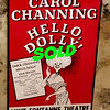 Hello Dolly Broadway Poster