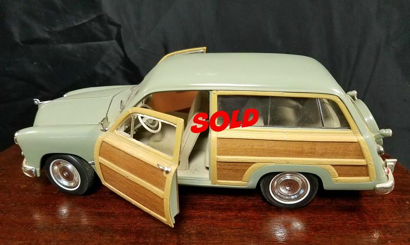 """1949 Ford Custom """"Woody"""" Station Wagon"""