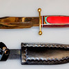 Chipaway 12-Inch Knife.with Case.  <b>$25</b>