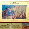 Autographed Arnold Palmer Collectible
