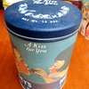 Hershey 'A Kiss For You' Collectible Canister.