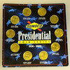 Sunoco Presidential Coins 1950 - 2000. <b>$10</b>