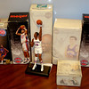 Assortment Of Detroit Pistons Flashback Fridays Legends.  Bill Laimbeer, Bob Lanier & Tayshaun Prince.  <b>$12 each</b>