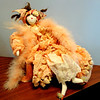 Hard-to-Find Chenille Ladies From The Jill Krasner Studios.  <b>$65</b>
