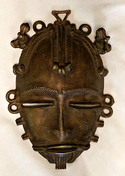 Baule Metal Mask