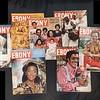 1970's Ebony Magazines