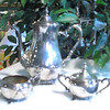 3 Piece Rogers Silver Tea Set. <b>$40</b>