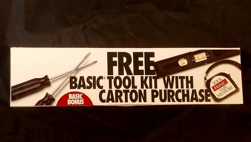 Basic Promotional Tool Kit
