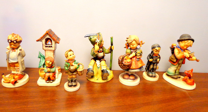 Beautiful Assorted Goebel Collectibles.  <b>Make a Fair Offer.</b>