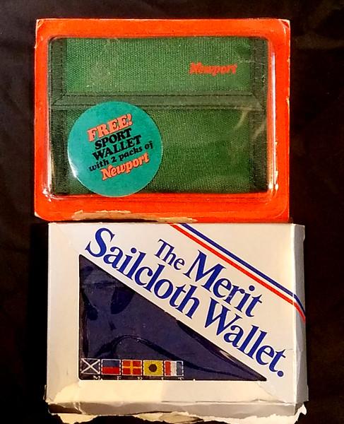 Cigarette Promotional Wallets
