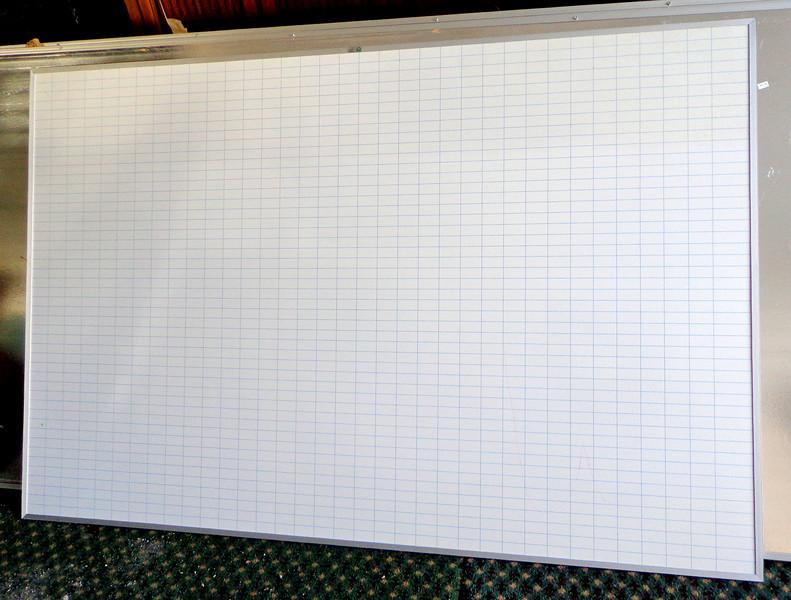 Magnetic Dry Erase Board.  74 x 48.  <b>$95</b>