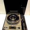 Kodak Ektagraphic Slide Projector III A.  Technical Details - KODAK Extra Bright Lamp Module is 30% brighter than earlier models, EKTAGRAPHIC III ATS Projector Features: * Timer (3-22 sec) * Remote focus * Autofocus * Autofocus ON/OFF switch * Built-in viewing screen * Wired Remote control. This projector will work with older 80 and 140 Carousel Trays.  <b></b>