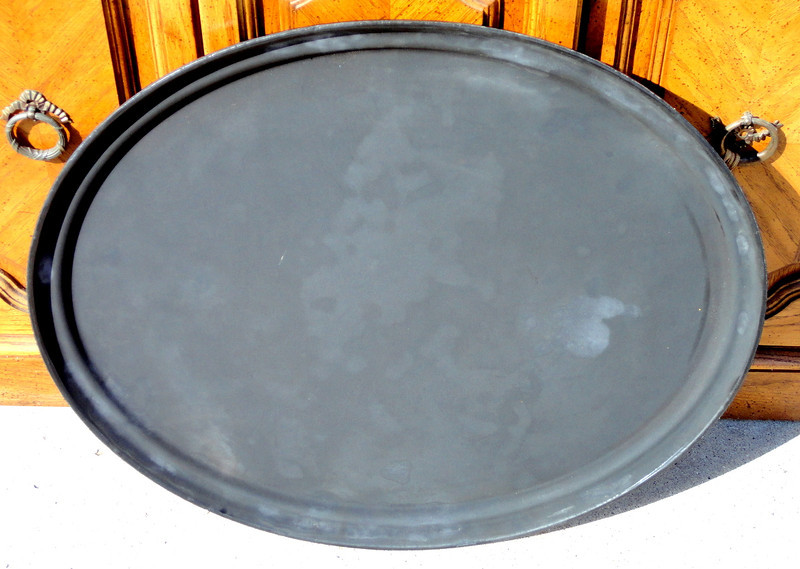 Nice Collection of Commercial Grade Pre-Owned Restaurant or Banquet Hall Serving Trays.  27 x 22.  <b>$10 each</b>