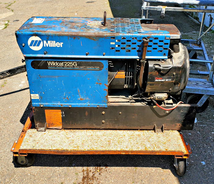 Miller Wildcat Welder