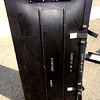 Expo Transport Case Polyethylene Trade Show  Display Carrying Cases.  25 x 10 x 50.  <b>$60 each</b>