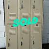 6-Door Steel Locker