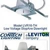 Contech Low Voltage Downlight