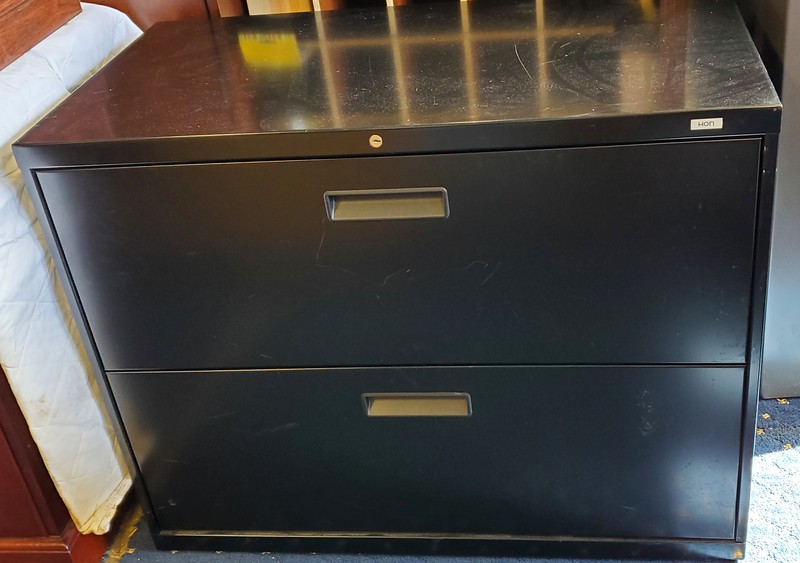 HON 2-Drawer Lateral File Cabinet