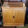 Solid Wood Printer Cabinet