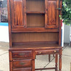 <b>Available at our Livernois Store Location - (313) 345-0884. </b>Desk with Hutch.