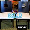 2 Zero Six Dining Chairs