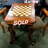 Gaming Dining Table Set