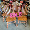 Windsor Solid Wood Dining Chairs