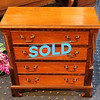 1890's Salesman Sample Chest of Drawers