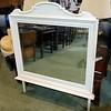 White Dresser Mirror