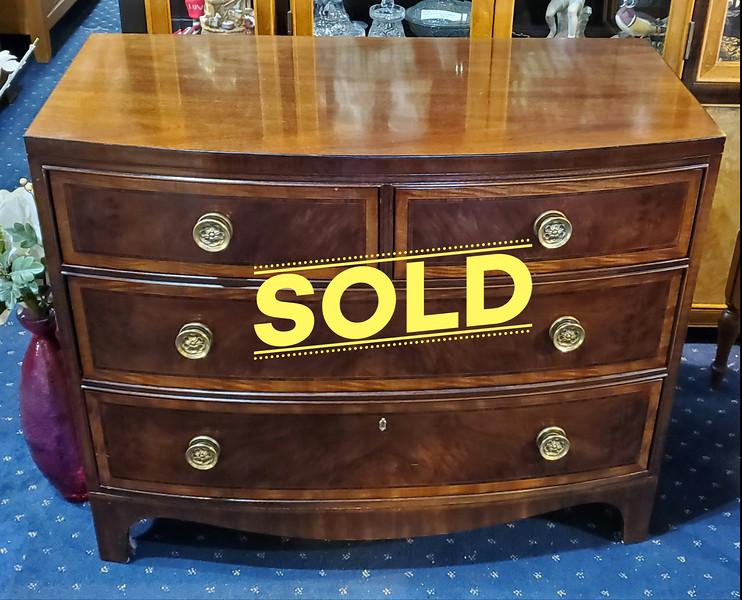 Henredon 4-Drawer Dresser