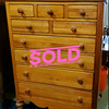 Cedar Lined Chest of Drawers
