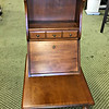 <b>Available at our Livernois Store Location - (313) 345-0884. </b>  Unique Antique Solid Wood Prayer Bench / Kneeler / Altar / Meditation Bench. Search around and you'll discover how difficult it is to find a beautiful prayer bench with the unique styling of this one. Sturdy, solid wood, construction and excellent condition are features of this wonderful piece.  It also includes convenient storage compartments.   <b>$425</b>