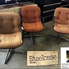 Steelcase Mid Century Swivel Chairs