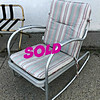 Aluminum Frame Patio Chair
