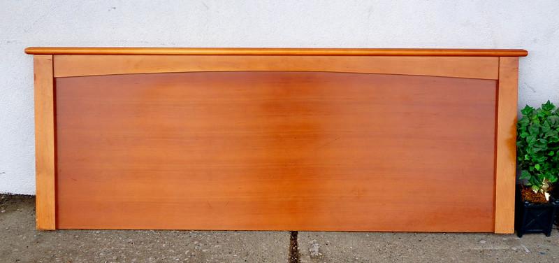 Full Size Headboard (64 1/2 x 25): <b>$30.</b>