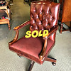Vintage Executive Office Chair
