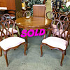 Premium Dining Room Set for 6