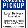 Livernois Store Curbside Pickup and Delivery