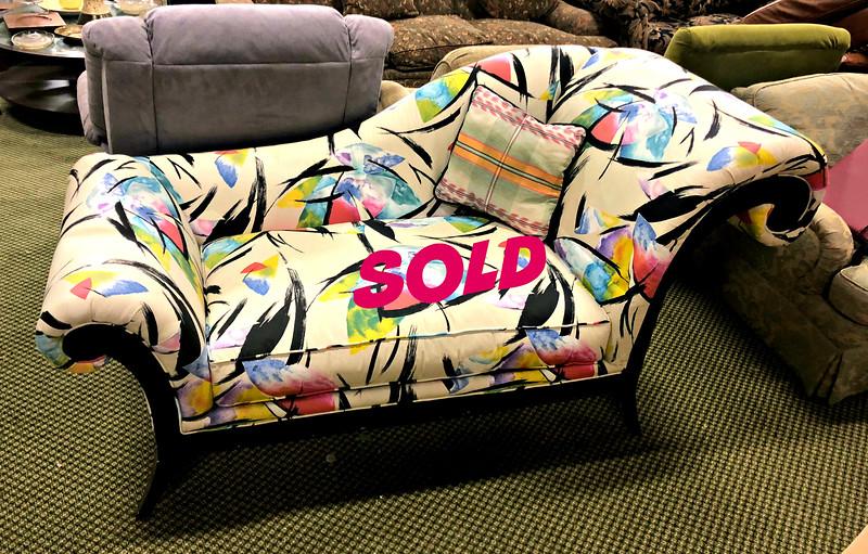 Thayer Coggin Settee Sofa