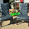 Lackawanna Leather Guest Chairs