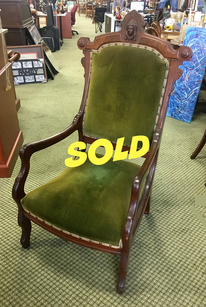 Victorian Parlor Room Chair