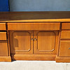 Maple Office Credenza